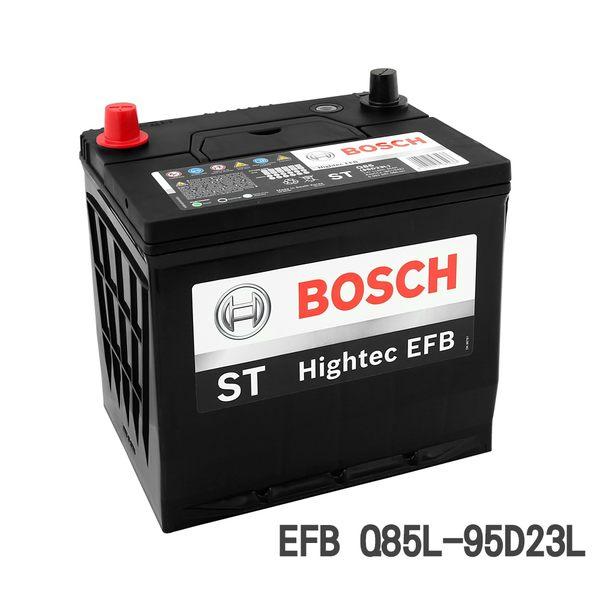 BOSCH電瓶 S5 EFB啟停專用Q85L 95D23L 汽車電池【亞克】
