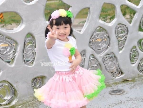 果漾妮妮 超澎公主澎澎裙套裝系列 寶寶 嬰兒 寫真 禮服 婚禮 攝影 花童 送頭花 【E0320】