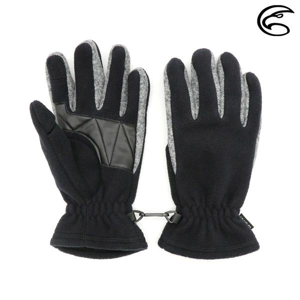 ADISI 姆食指翻指防風保暖手套 AS20023 / 城市綠洲 ( 保暖手套 防風手套 機車手套 防滑手套)