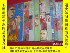二手書博民逛書店籃球飛人罕見20Y11011 井上雄彥 中國華僑出版社