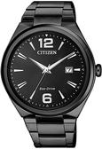 【分期0利率】星辰錶 CITIZEN 光動能 41mm 原廠公司貨 AW1375-58E 全黑鋼帶