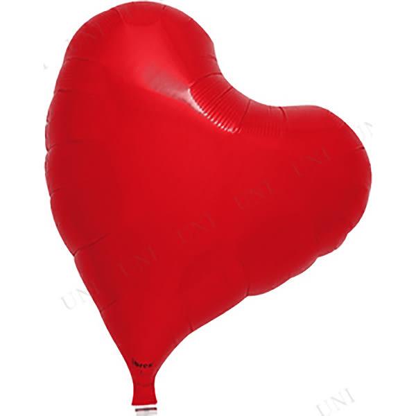 14吋愛心鋁箔球-蘋果紅(不含氣)-蘋果紅