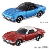 TOMICA 多美小汽車NO.103 Mitsuoka Rock Star(2台一起賣)_TM103A4+TM103-C
