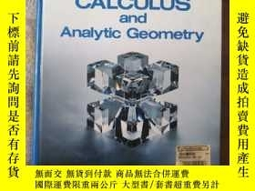 二手書博民逛書店Calculus罕見and Analytic Geometry 微積分與解析幾何Y7987 Edwards a