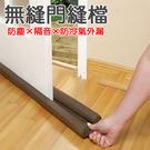 【B2-4】無縫門縫檔 隔音條 防塵隔音防冷氣外漏
