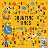 Counting Things 數來數去 精裝翻翻書