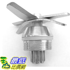 [106美國直購] 相容型商業級 副廠 雙用刀具 適用 VitaMix 1151 1152 Wet Dry Six Blade Assembly 冰塊刀 刀片