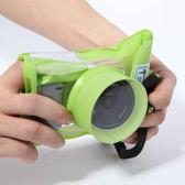 手機防水袋 漂流水下拍照相機防水袋潛水套防水罩卡片機防水套相機防雨 酷斯特數位3c