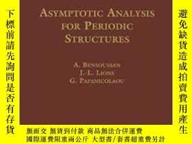 二手書博民逛書店Asymptotic罕見Analysis For Periodic Structures-周期結構的漸近分析Y