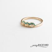 yuniqueBACKYARD 小公主皇冠戒指