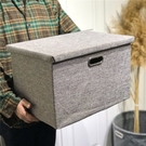 收納盒 日式北歐分類衣物折疊收納箱環保宿...