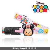 Deseno 行李束帶 Disney 迪士尼  TSUMTSUM立體名牌附行李秤束帶-米妮  MyBag得意時袋