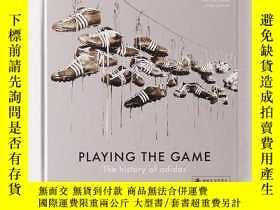 二手書博民逛書店Playing罕見the Game: The History o