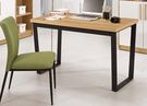【森可家居】海爾4尺書桌(白橡) 7CM...