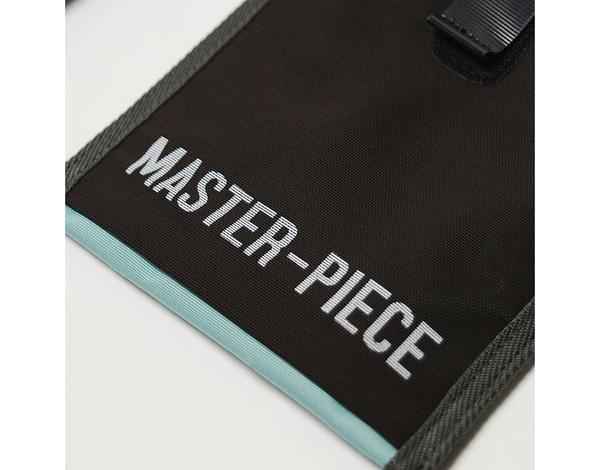 MSPC(master-piece) HUB No.02760 [休閒輕量小包-黃色]