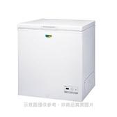 【南紡購物中心】SANLUX台灣三洋【SCF-148GE】148公升冷凍櫃