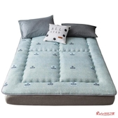 床墊 加厚床墊1.5M軟墊被單人雙人家用床褥子學生宿舍海綿榻榻米T 13色