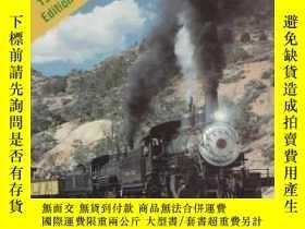 二手書博民逛書店Guide罕見to Tourist Railroads and Museums: 1998 (Railroad R