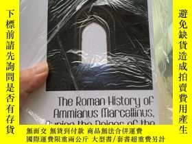 二手書博民逛書店The罕見Roman History of Ammianus Marcellinus, During the Re