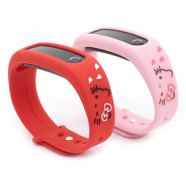 King*Shop~GARMMA X LIIGAR Hello Kitty 智慧手環