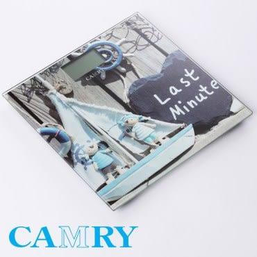 CAMRY Sailor玻璃體重計