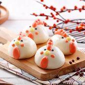 禎祥食品.小雞甜包(紅豆)(10粒/包,共三包)﹍愛食網