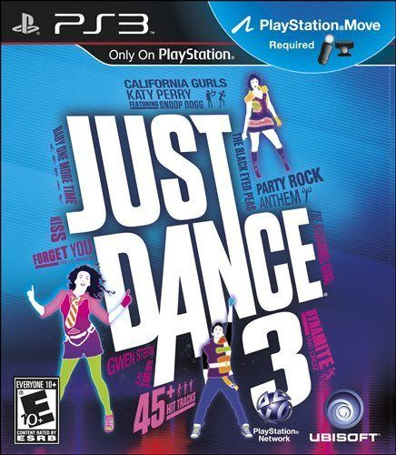 PS3 Just Dance 3 舞力全開 3(美版代購)