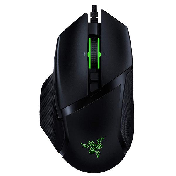 [9美國直購] 滑鼠 Razer Basilisk v2 Wired Gaming Mouse: 20K DPI Optical Sensor - Fastest Gaming Mouse Switch