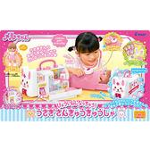 《日本小美樂》兔子救護車 ╭★ JOYBUS玩具百貨