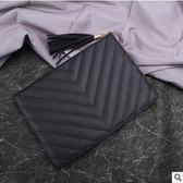 新款ipad air2保護套ipad234 mini123 9.7【韓衣舍】