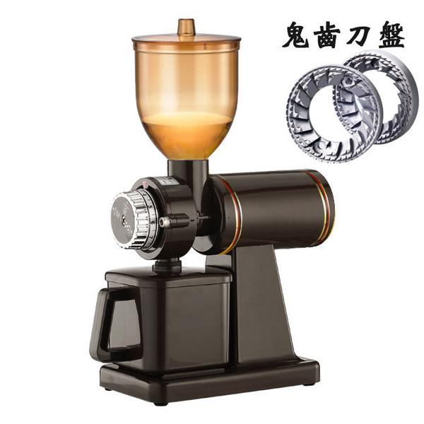 金時代書香咖啡 Tiamo 700s半磅磨豆機 咖啡 (鬼齒刀)