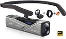 ORDRO【日本代購】穿戴相機4K超高畫質 視頻攝像機 手機WiFi連接、遙控器EP7