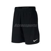 Nike 短褲 Flex Training Shorts 黑 白 男款 膝上 訓練 運動 【ACS】 CU4946-010