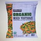 [COSCO代購] WC1215098 Kirkland Signature 科克蘭 冷凍有機綜合蔬菜 2.26公斤 兩入