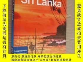 二手書博民逛書店(Lonely罕見planet) SRI LANKA 《斯里蘭卡