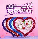 生日禮物女生特別情人節送女友朋友浪漫愛情肥皂玫瑰香皂花束禮盒『CR水晶鞋坊』