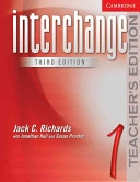 二手書博民逛書店 《Interchange Teacher s Edition 1》 R2Y ISBN:0521601800│Cambridge University Press