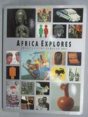 【書寶二手書T4/設計_PDD】Africa Explores