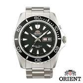ORIENT 東方錶 黑水鬼200米機械潛水錶 45mm 黑 公司貨 FEM75001B | 名人鐘錶高雄門市