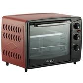 竣浦電烤箱家用烘培小型迷你多功能自動蛋糕紅薯3LX春季新品
