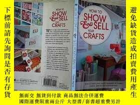 二手書博民逛書店HOW罕見TO SHOW SELL YOUR CRAFTSY20