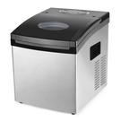 恒洋制冰機25kg商用小型奶茶店家用方冰機全自動大型不銹鋼冰塊機 【母親節禮物】