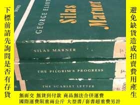 二手書博民逛書店the罕見scarlet letter。 the pilgrim