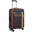 行李箱萬向輪女20寸24寸26寸拉桿箱學生箱子男密碼箱皮箱包 生活樂事館NMS