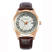 男手錶 商務休閒防水男士手錶鏤空石英錶潮流時裝男錶《印象精品》p101