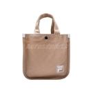 Fila 斜背包 2 Way Bag 棕 白 奶茶色 男女款 兩用 手提包 帆布包 韓系 運動休閒 【PUMP306】 BMU3014KK