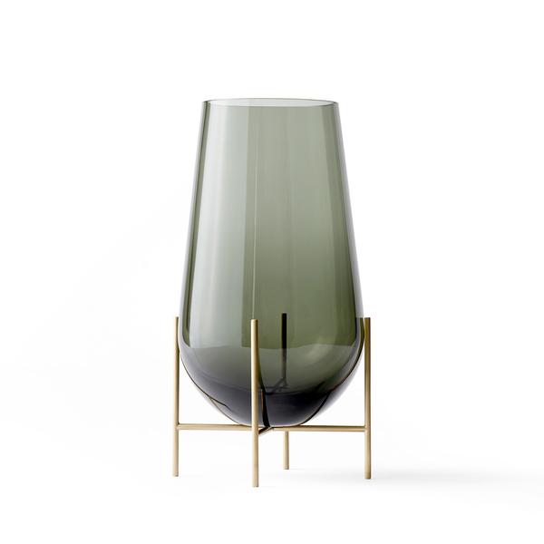 丹麥 Menu Echasse Vase in Medium H45cm 伊雀思 水滴造型 立式花瓶 中尺寸