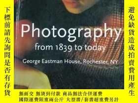 二手書博民逛書店photography罕見from 1839 to today(