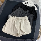 夏季新款寬鬆顯瘦熱褲女韓版百搭休閒居家運動瑜伽短褲寬管褲外穿 滿天星