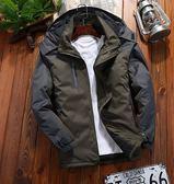 戶外運動登山服情侶男女裝單層沖鋒衣男夾克薄版防風外套 優樂居